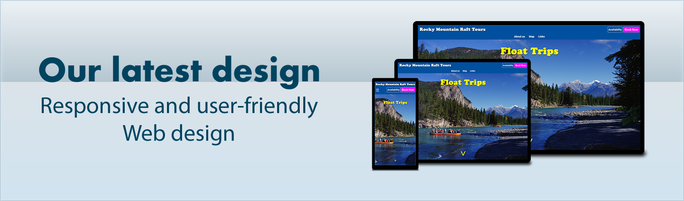 Our latest design: infobanff.com